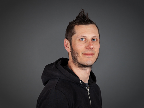 Foto von Stephan Huber, Teamleiter Technik ERS