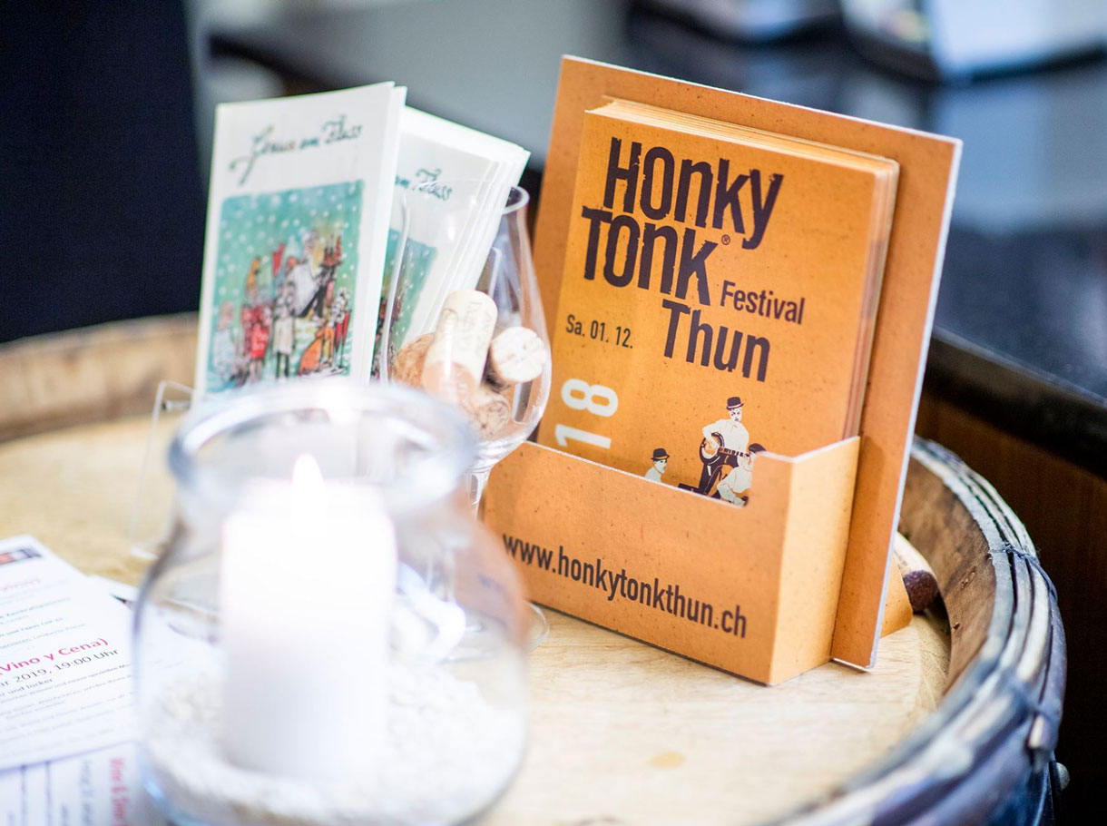 Referenzbild Honky Tonk Thun