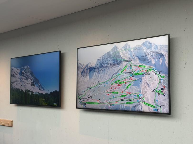 Referenzbild Jungfraubahn