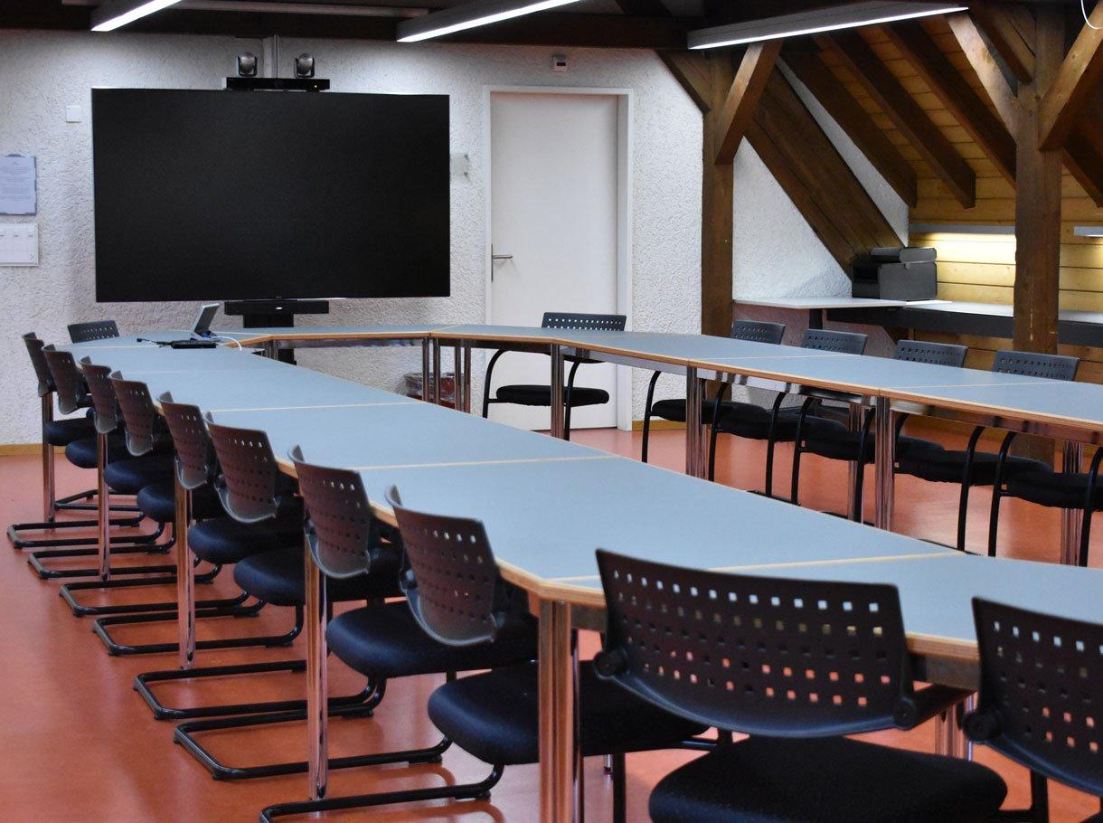 Referenzbild Staatssekretariat für Bildung, Forschung und Innovation – SBFI, Sitzungszimmer
