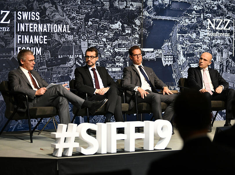 Referenzbild Swiss International Finance Forum 2019