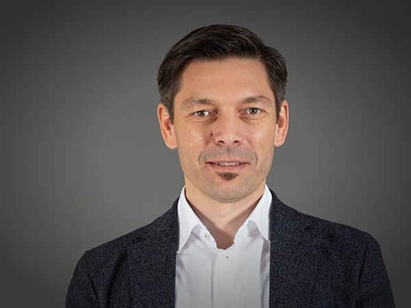 Adriano Beti, der neue Leiter Services + Operations und Mitglied der Geschäftsleitung
