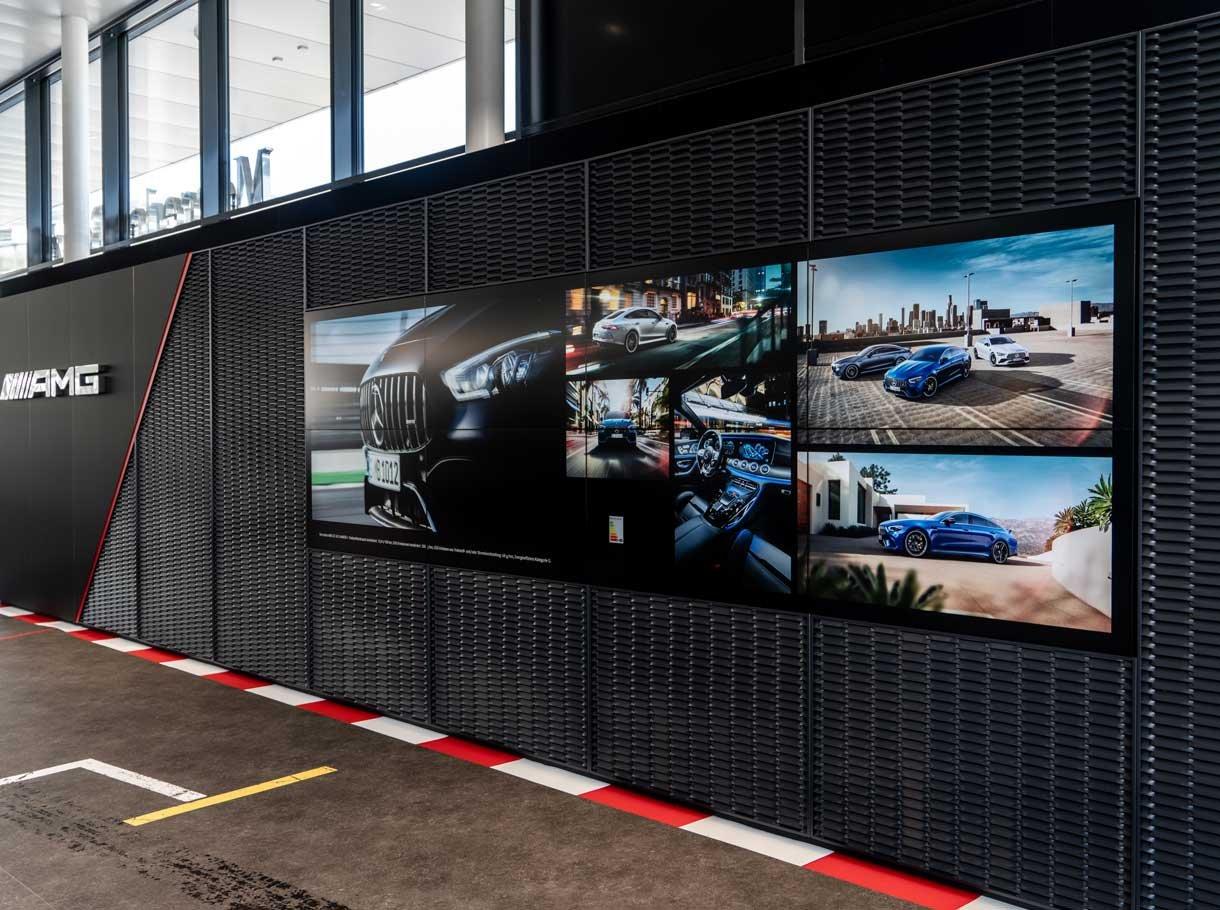 Referenzbild Mercedes Benz Auto Center, Zug