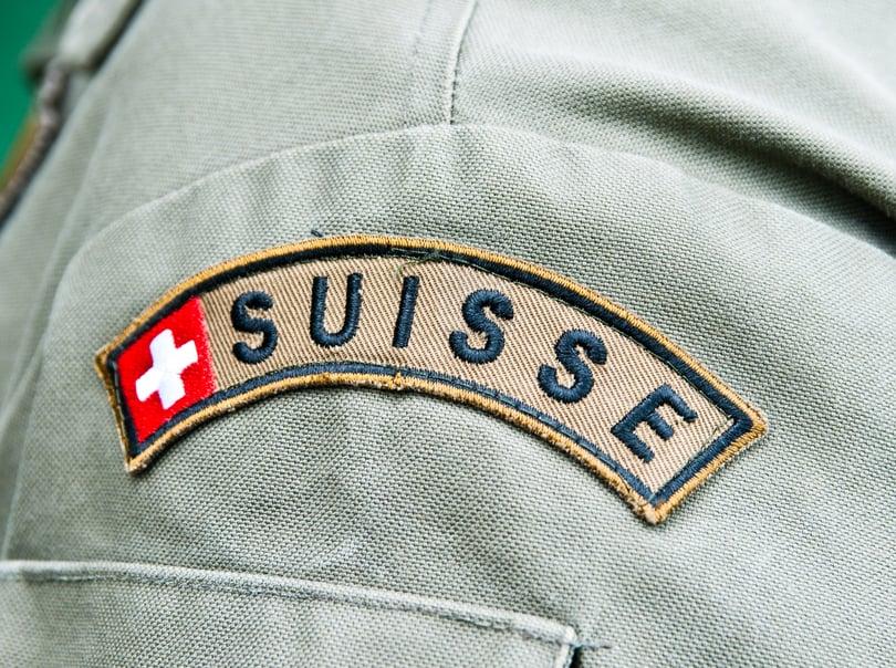 Bild des Schweizer Armee Logos