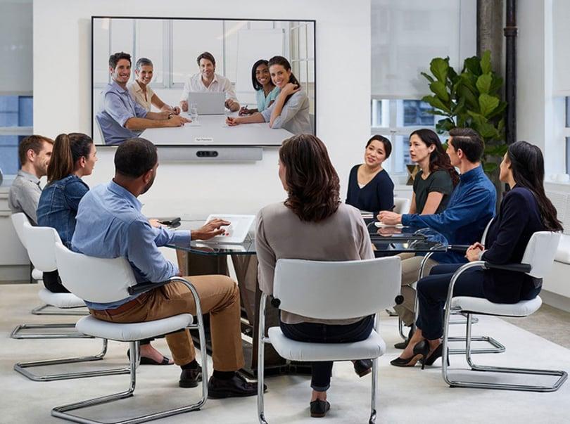 Videokonferenz Lösung: Cisco Webex Room Kit