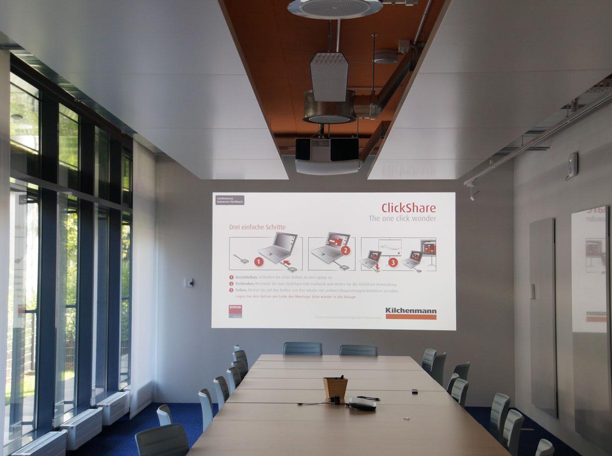 Referenzbild Swisscom Foerrlibuck, Sitzungszimmer